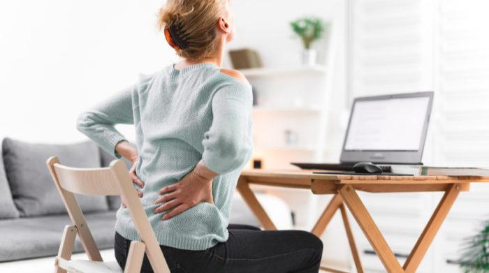 Arbeitsumgebung und Arbeitsorganisation stellen im Home-Office die größten Risiken dar. © Shutterstock, AstroStar