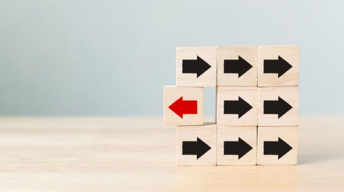 Die Wahrnehmung von psychischen Belastungen am Arbeitsplatz sind von Person zu Person unterschiedlich. © Shutterstock, Monster Ztudio