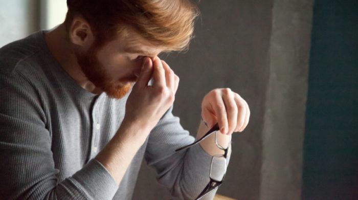 Depression ist eine ernsthafte Erkrankung. © Shutterstock, fizkes