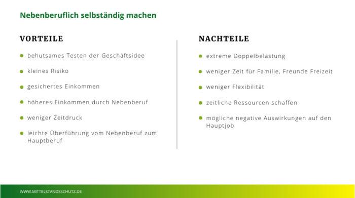 Viele Gründer wollen die Sicherheit der Festanstellung nicht aufgeben. © www.mittelstandsschutz.de