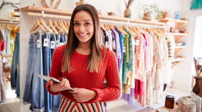Auch für Ladenbesitzer kann ein Onlineshop eine passende Erweiterung sein. © Shutterstock, Business Images