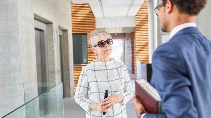 Von schwerer Migräne bis zu Krebserkrankungen: Die Ursachen für eine Schwerbehinderung sind vielfältig.© Shutterstock, Robert Kneschke