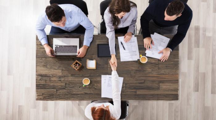 Recruiting 4.0 beinhaltet neue Innovationen und neue Trends. © Shutterstock, Andrey_Popov