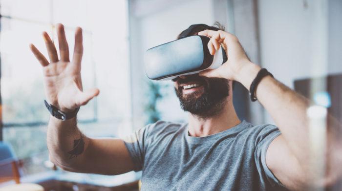 VR-Technologien werden auch im Bereich Recruiting zum neuen Trend. © Shutterstock, SFIO CRACHO