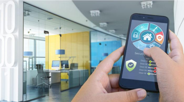Das Büro der Zukunft wird mobil steuerbar sein. © Shutterstock